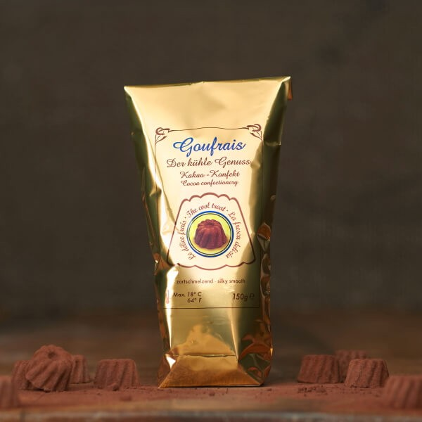 Goufrais - Sachets dorés