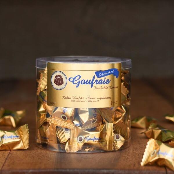 Goufrais - Coffret à délices